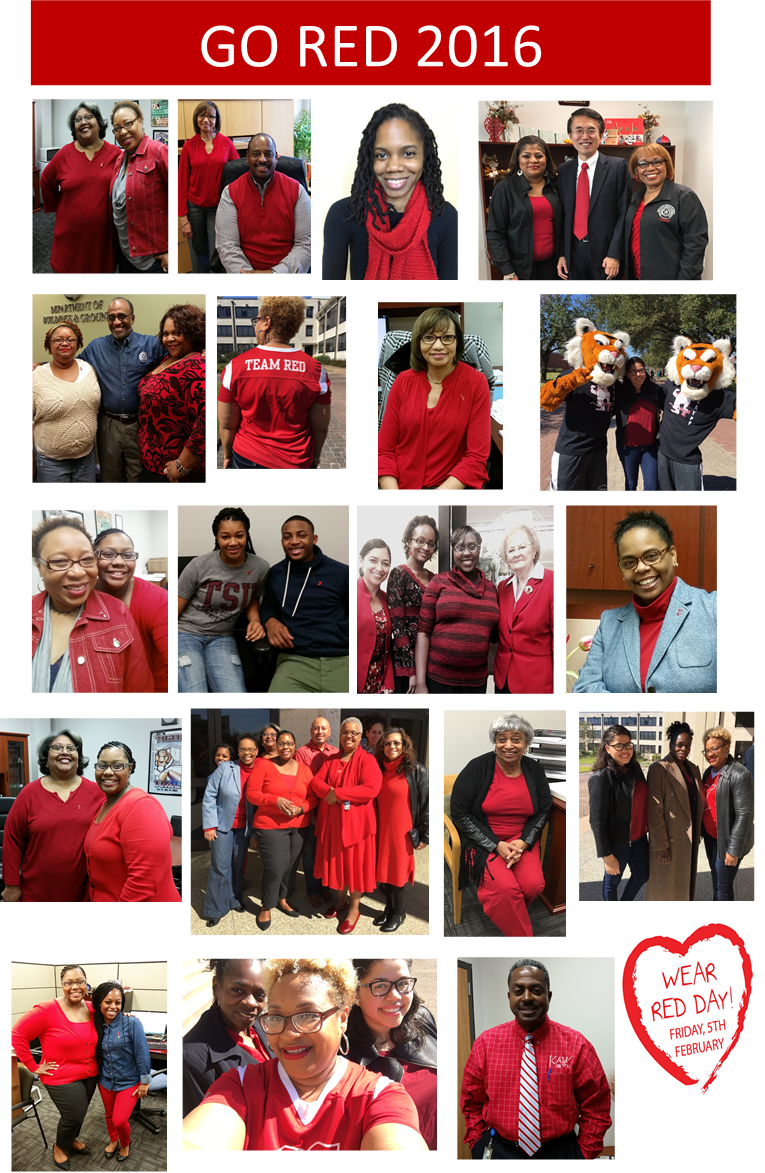 Go Red Collage 2