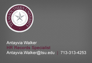 Click here to Email Antayvia Walker
